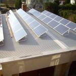 Photovoltaik-Anlage bei Neusalza-Spremberg