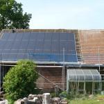 Photovoltaik Indachanlage