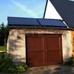 Solaranlage in Oppach